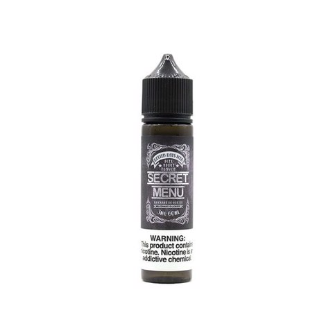 Better Days Ice by Secret Menu (60ml) (Nước táo ép lạnh)