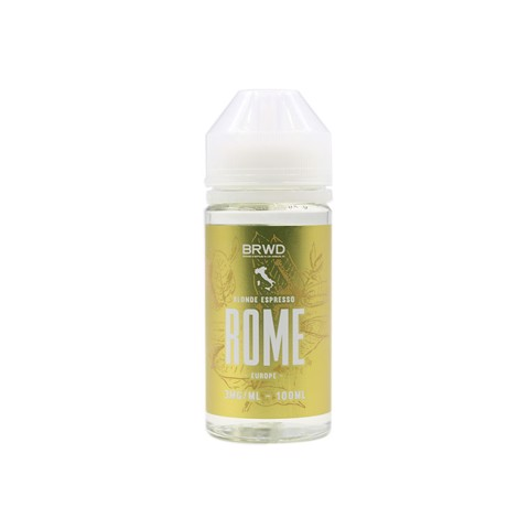 Blonde Espresso Rome Europe by BRWD (100ml) (Cà phê Espresso)