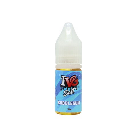 Bubblegum Salt Nic by IVG (10ml)(Kẹo cao su)