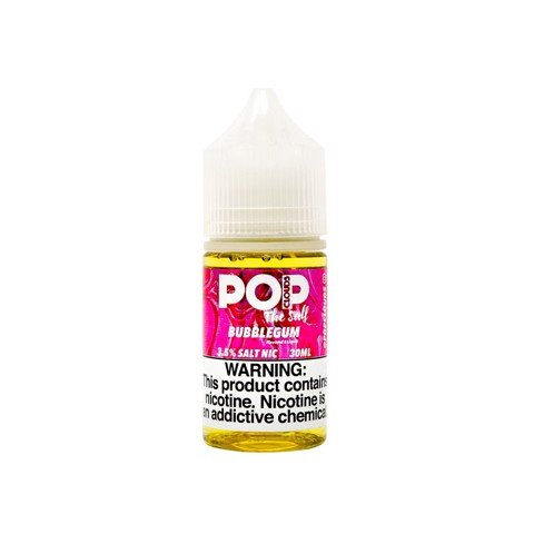 Bubblegum Salt Nic by PoP Clouds (30ml)(Kẹo cao su)