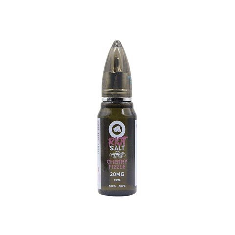 Cherry Fizzle Salt Nic by RIOT (30ml)(Kẹo nổ cherry)