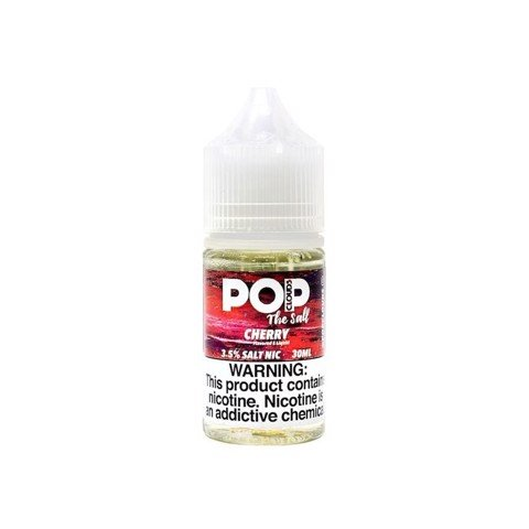 Cherry Salt Nic by PoP Clouds (30ml)(Kẹo cherry)