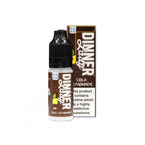 Cola Lemonade (50:50) by Dinner Lady (10 ml) (Cola chanh)