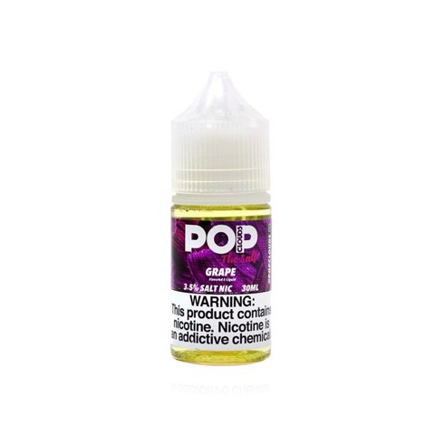 Grape Salt Nic by PoP Clouds (30ml)(Kẹo nho)