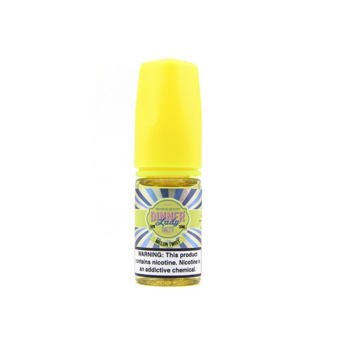 Melon Twist Fruits Salt Nic by Dinner Lady (30ml) (Dưa gang kiwi)