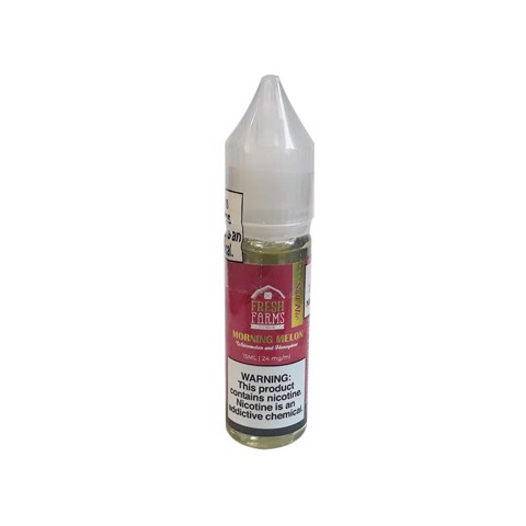 Morning Melon Salt Nic by Fresh Farms (15ml)(Dưa hấu dưa gang)