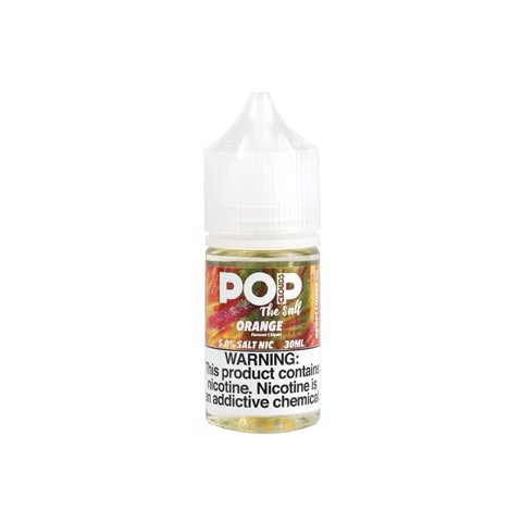 Orange Salt Nic by PoP Clouds (30ml)(Kẹo cam)