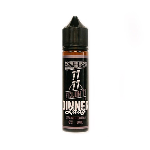 Straight Tobacco Felon 11 by Dinner Lady (60ml) (Xì gà hỗn hợp)