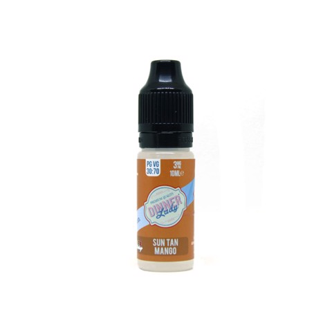 Suntan Mango Multi Summer Holidays by Dinner Lady (10ml) (Xoài lạnh)
