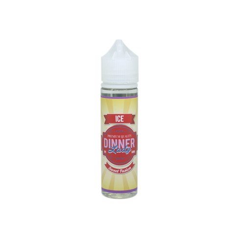 Sweet Fusion Ice by Dinner lady (60ml)(Kẹo Jellybean hoa quả lạnh)