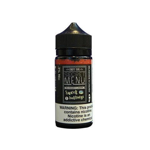Sweet Nothings by Secret Menu (100ml) (Bánh kem bơ)