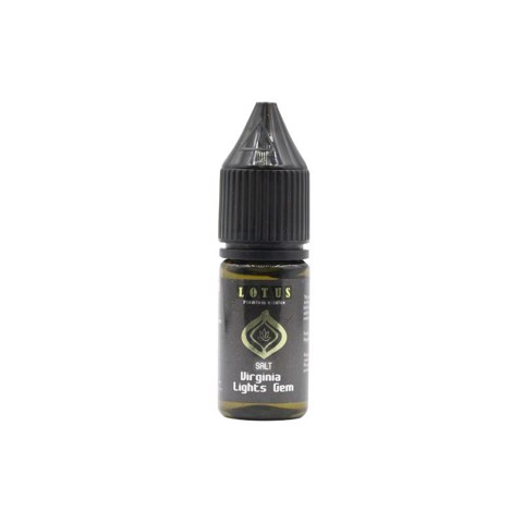 Virginia Lights Gem Salt Nic by Lotus (10ml)(Thuốc lá Virginia)