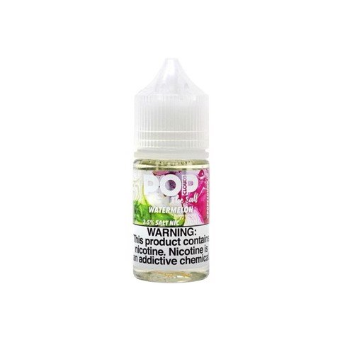 Watermelon Salt Nic by PoP Clouds (30ml)(Kẹo dưa hấu)