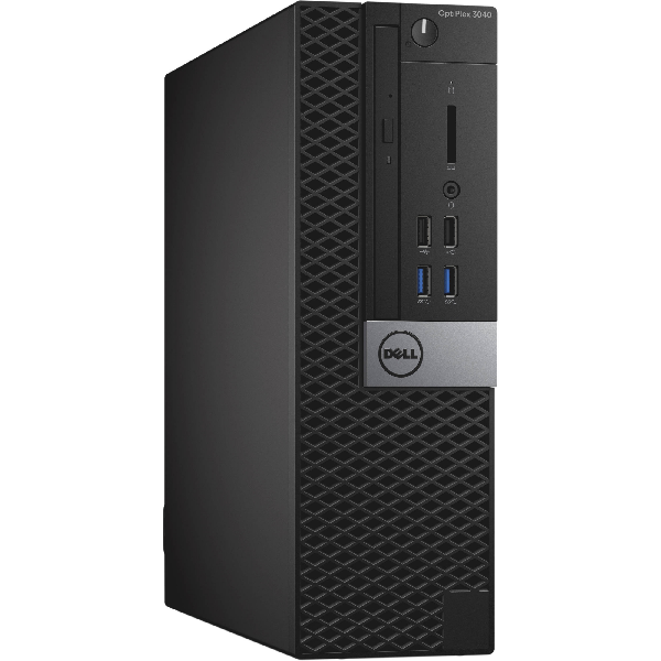 MÁY BỘ DELL3040 OPTIPLEX SFF C4 CPU G4600 / RAM 8GB / SSD 120GB / HDD 250GB