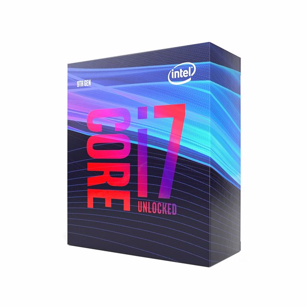 CPU Intel Core i7-9700K (3.60Ghz up to 4.90Ghz/ LGA1151) BOX CTY