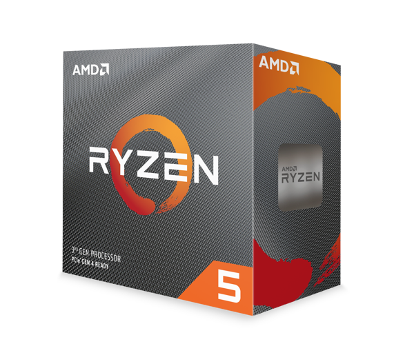 CPU AMD Ryzen 5 3500 (3.60Ghz up to 4.10Ghz/ AM4) BOX