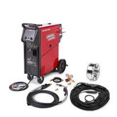 Máy hàn MIG/MAG | 320A | POWER MIG® 360MP MULTI-PROCESS WELDER ALUMINUM ONE-PAK® FFOR AUTO REPAIR