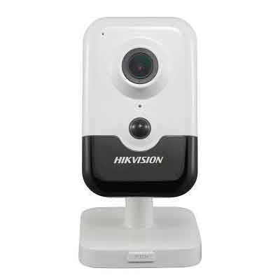 Camera Hikvision IP Cube 6MP DS-2CD2463G0-IW chuẩn nén H.265+ Wifi