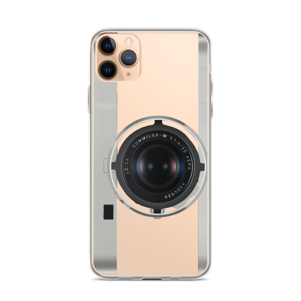 Ốp lưng iPhone 11/Pro/Max - Mẫu Ốp Camera 03