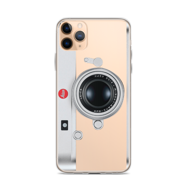 Ốp lưng iPhone 11/Pro/Max - Mẫu Ốp Camera 04