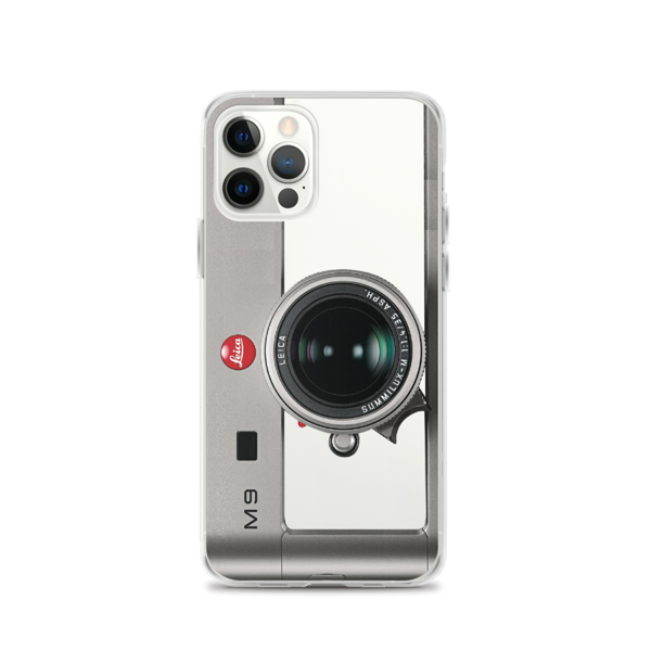 Ốp lưng iPhone 12/Mini/Pro/Max  - Mẫu Ốp Camera 02
