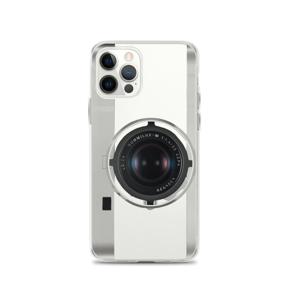Ốp lưng iPhone 12/Mini/Pro/Max  - Mẫu Ốp Camera 03