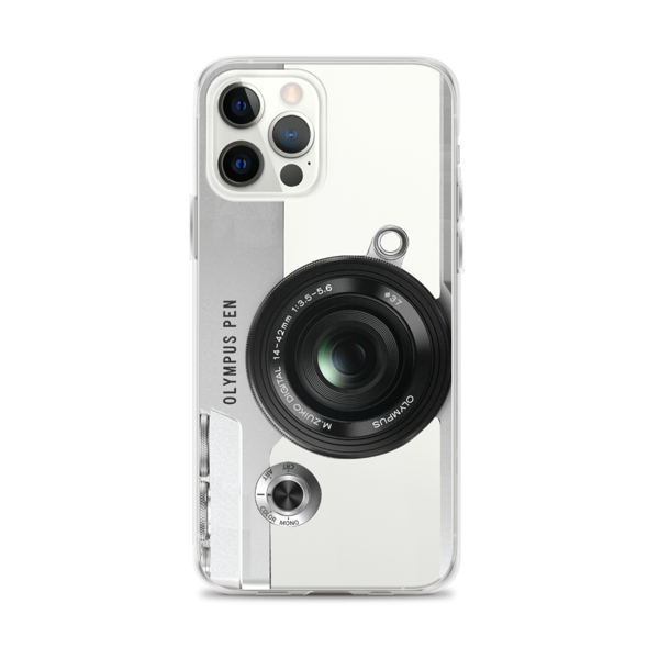 Ốp lưng iPhone 12/Mini/Pro/Max  - Mẫu Ốp Camera 01