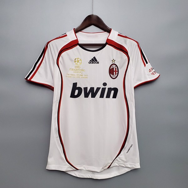 Áo Retro Ac Milan UCL Final 2007