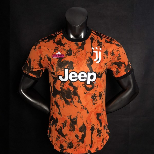 Áo Juventus cam camo 3rd 20/21 SF - Player Issue