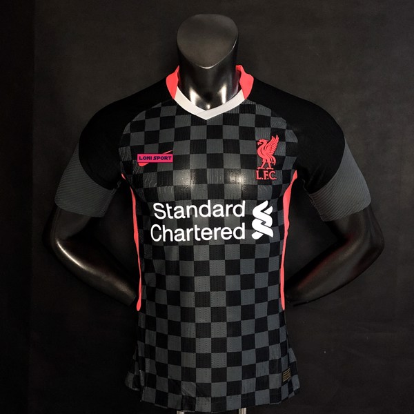 Áo Liverpool đen 3rd 2020/21 SF -  Player Issue