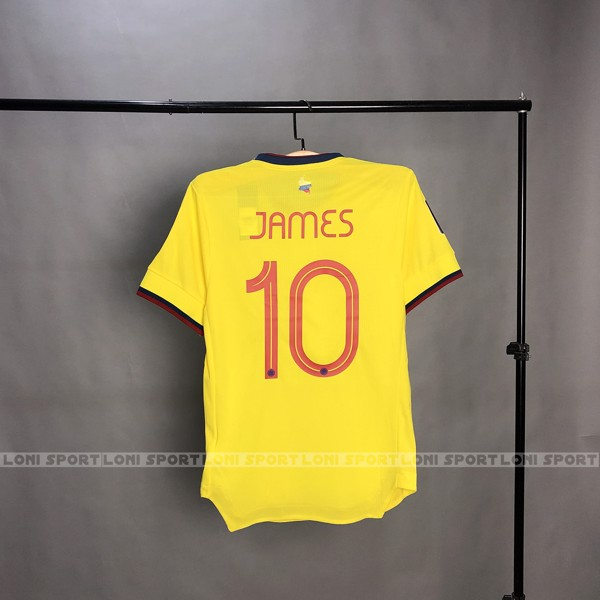 Áo James Rodríguez Colombia 2021