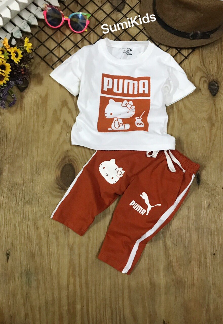 BỘ PUMA KITTY