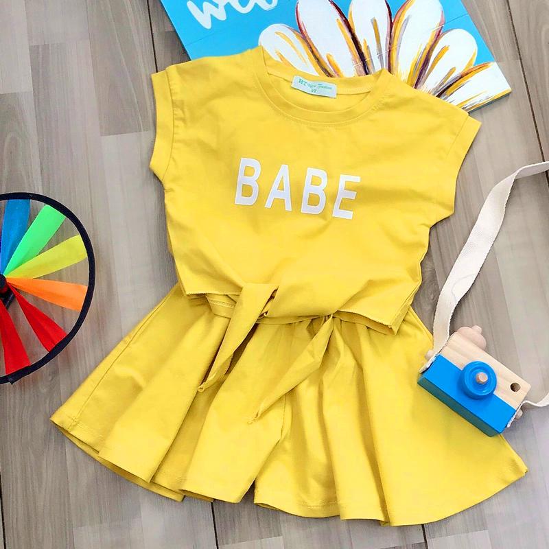 Bộ váy Babe