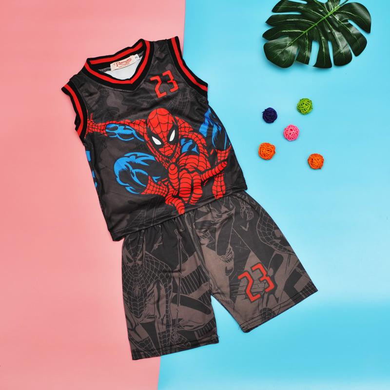 Bộ sát nách nhện 3D