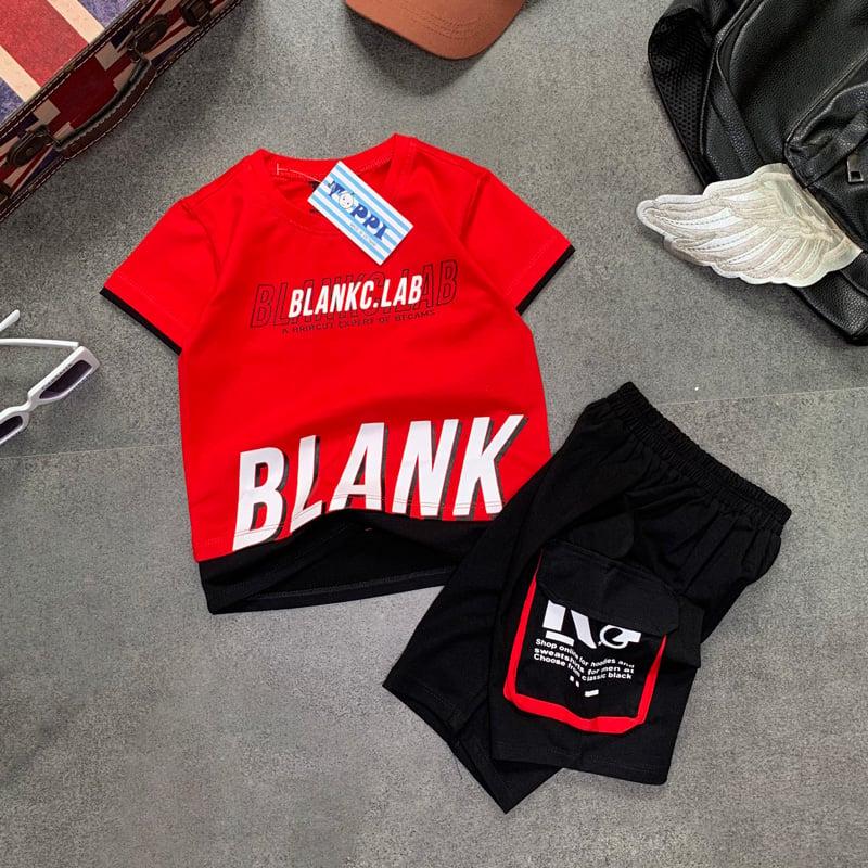 Bộ thun túi hộp Blank