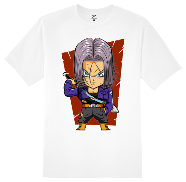 [Chibi] Trunks x TeeK