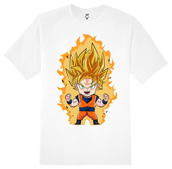 [Chibi] SuperSaiyan x TeeK