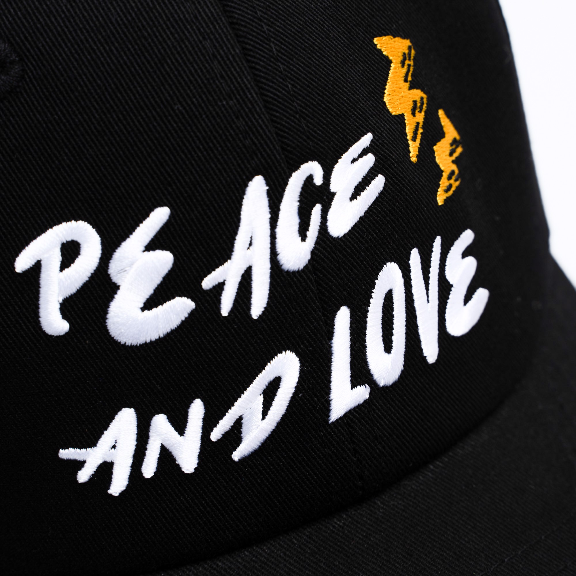 Peace & Love Hat