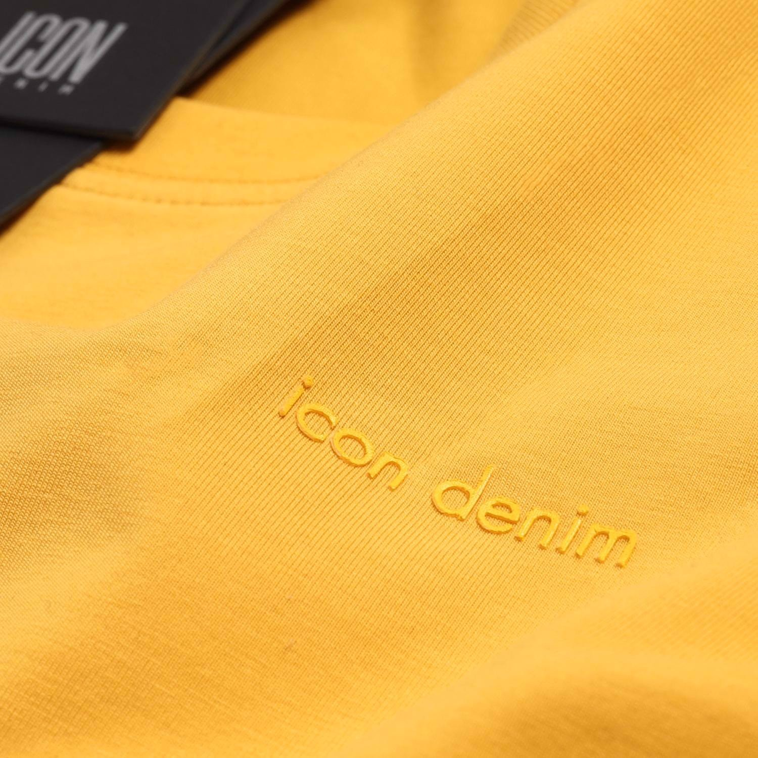 Áo thun ICON DENIM basic fw19