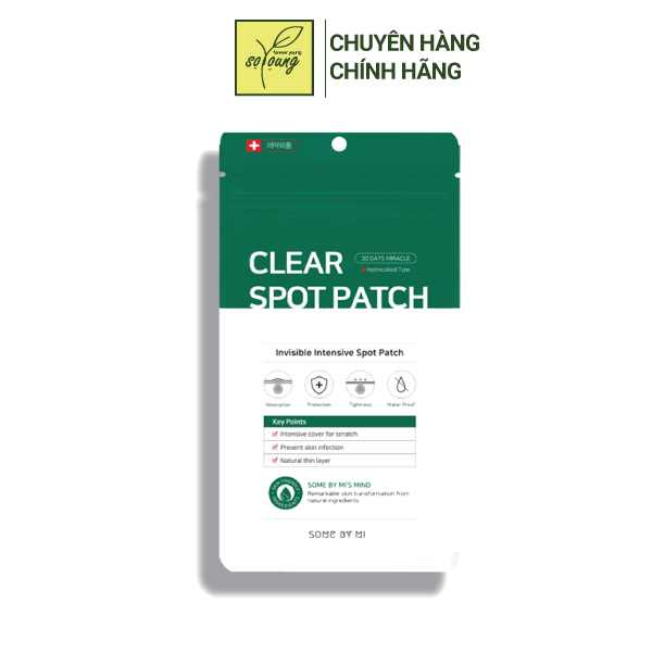 Miếng Dán Mụn Some By Mi Clear Spot Patch