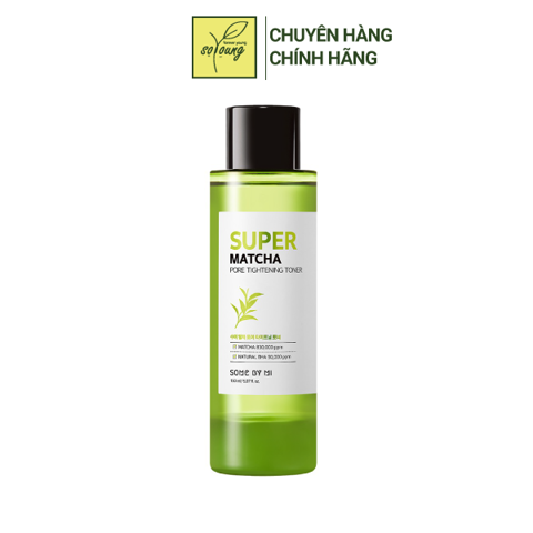 Nước Hoa Hồng SOME BY MI Super Matcha Pore Tightening Toner 150ml
