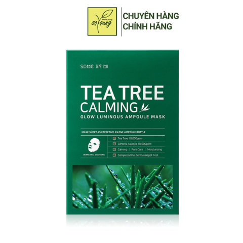 Mặt Nạ Tràm Trà Some By Mi Tea Tree Calming Skeet Mask 25g