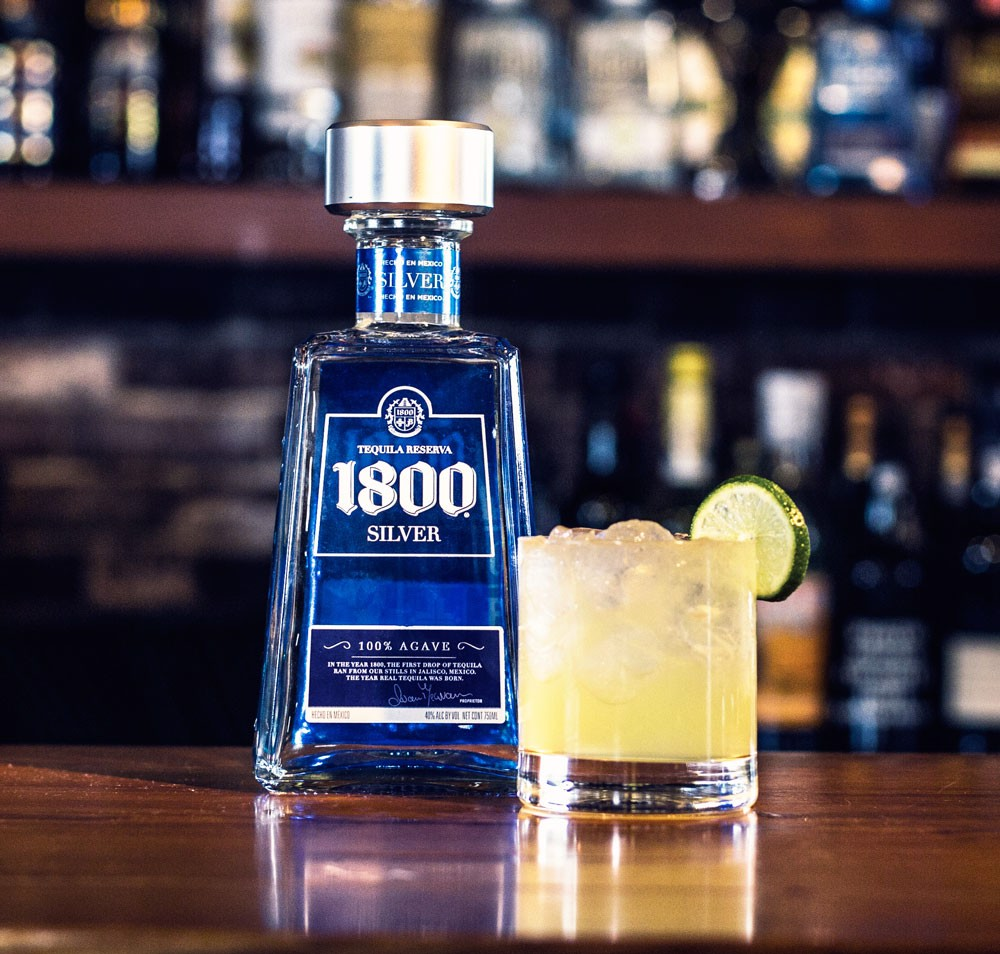 Tequila Reserva 1800 Silver 40% 0.75L – KIMDE