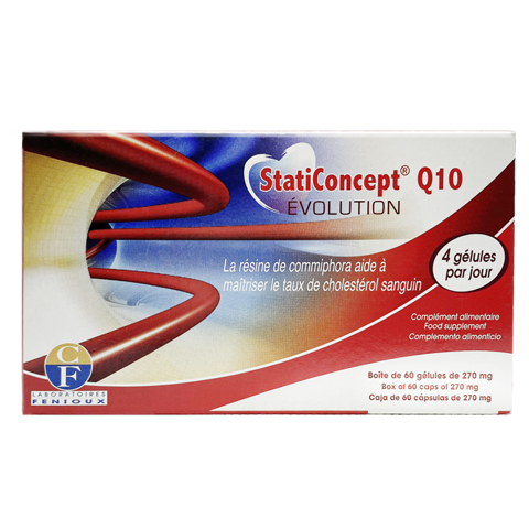 STATICONCEPT Q10 EVOLUTION
