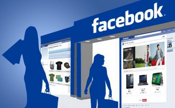 Facebook dang la kenh ban hang online hieu qua
