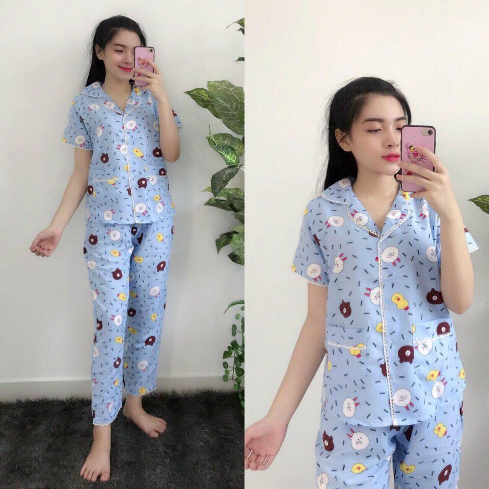 Đồ ngủ pijama nên chọn vải gì?