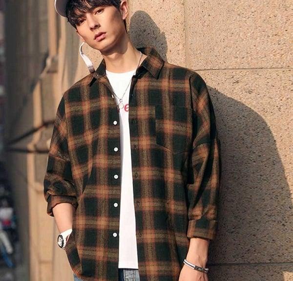 Flannel là gì? Những màu sắc phổ biến của áo Flannel