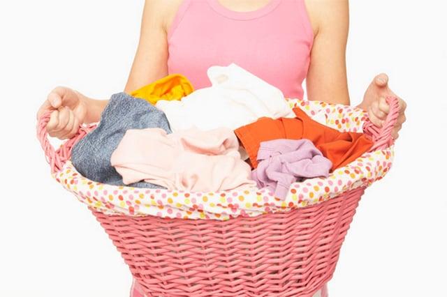Giặt và bảo quản đồ lót