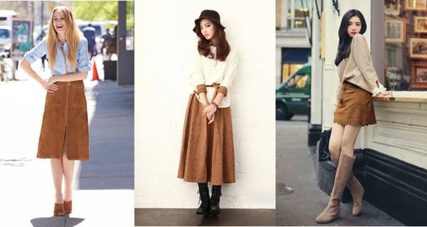 Cách phối màu quần áo theo bảng màu Pastel