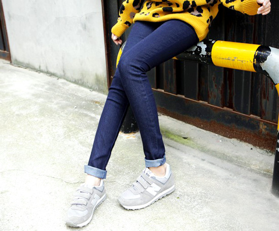 quần legging giả jeans 02